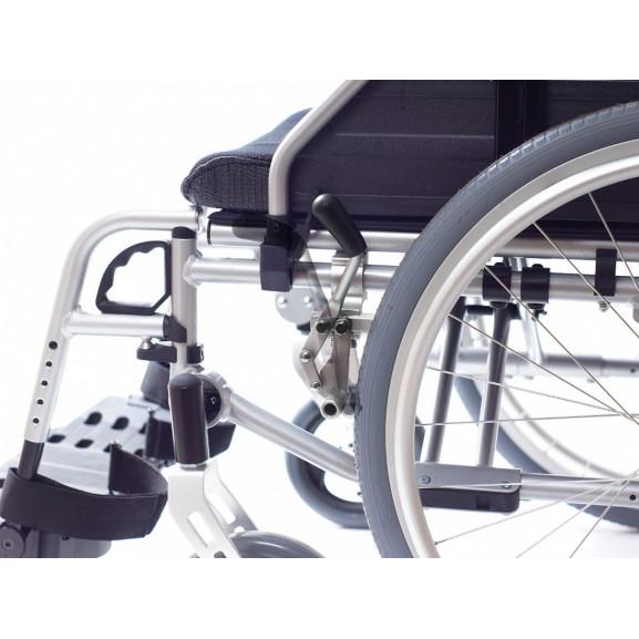 Инвалидное кресло со складной рамой Ortonica Trend 10 Xxl - фото №16