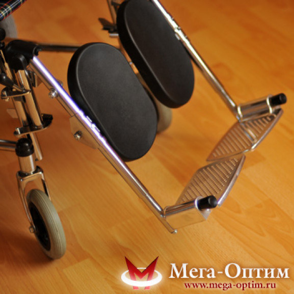Детская инвалидная коляска для детей больных ДЦП Мега-Оптим Fs 203 bj - фото №15