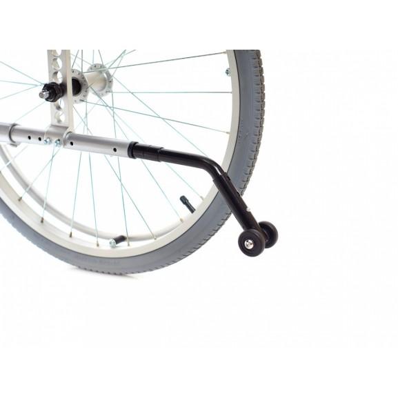 Инвалидное кресло со складной рамой Ortonica Trend 10 Xxl - фото №8