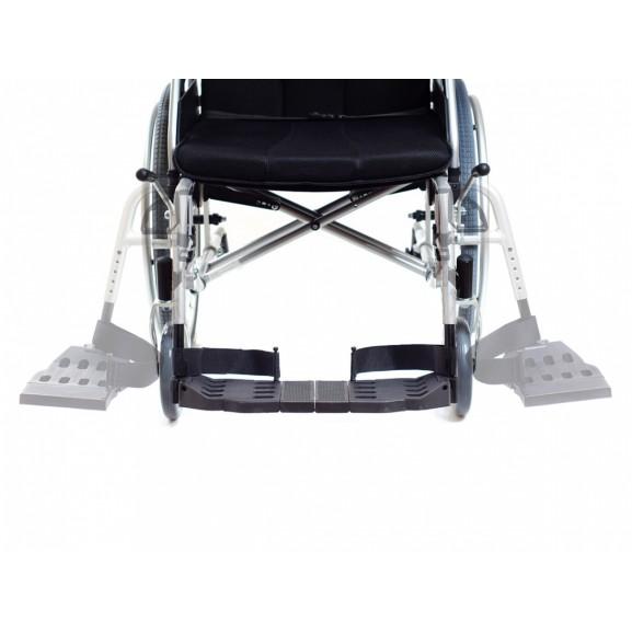 Инвалидное кресло со складной рамой Ortonica Trend 10 Xxl - фото №15