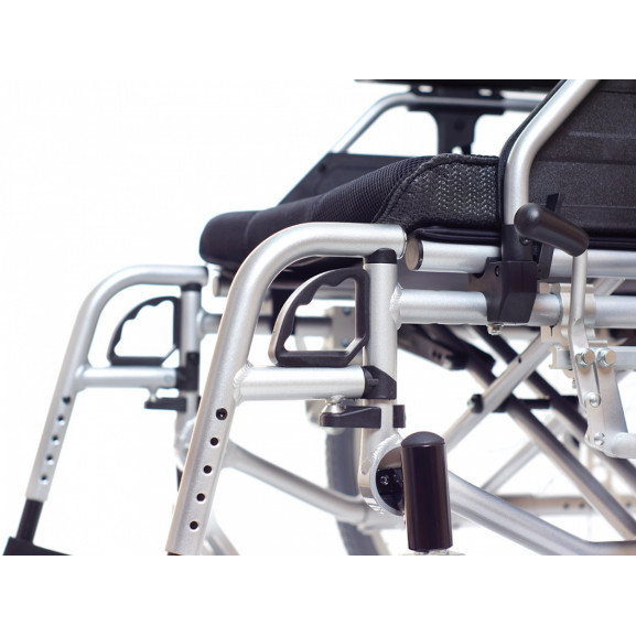 Инвалидное кресло со складной рамой Ortonica Trend 10 Xxl - фото №14