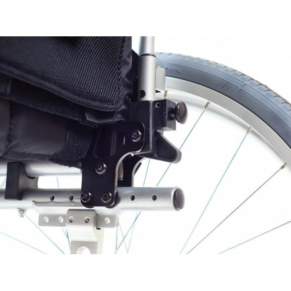 Инвалидное кресло со складной рамой Ortonica Trend 10 Xxl - фото №25
