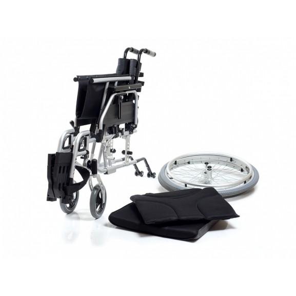 Инвалидное кресло со складной рамой Ortonica Trend 10 Xxl - фото №28