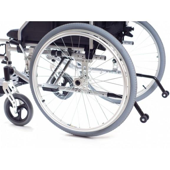 Инвалидное кресло со складной рамой Ortonica Trend 10 Xxl - фото №5
