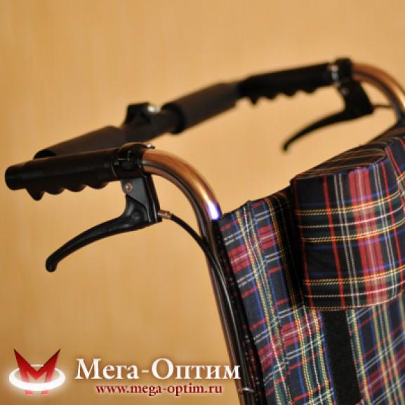 Детская инвалидная коляска для детей больных ДЦП Мега-Оптим Fs 203 bj - фото №14