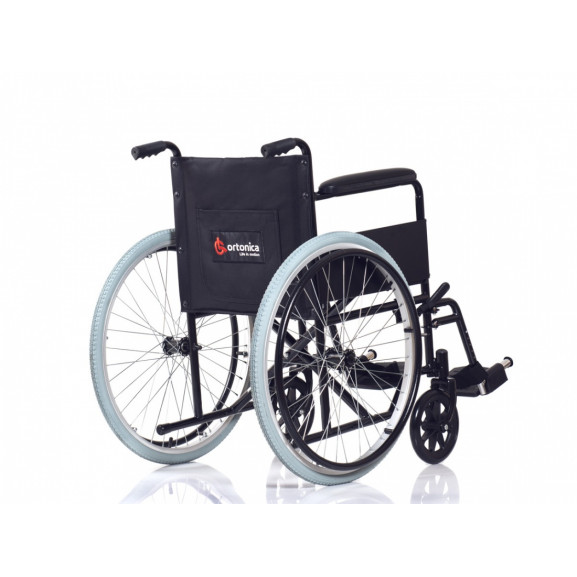 Инвалидное кресло-коляска Ortonica Base 100 - фото №2