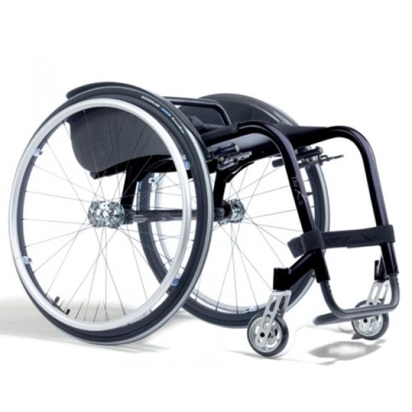 Кресло-коляска активное Симс-2 Kuschall Ksl - фото №6