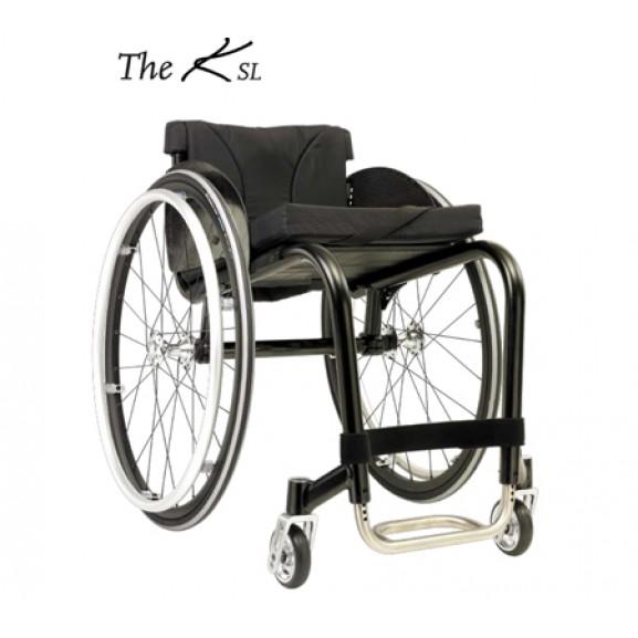 Кресло-коляска активное Симс-2 Kuschall Ksl - фото №5
