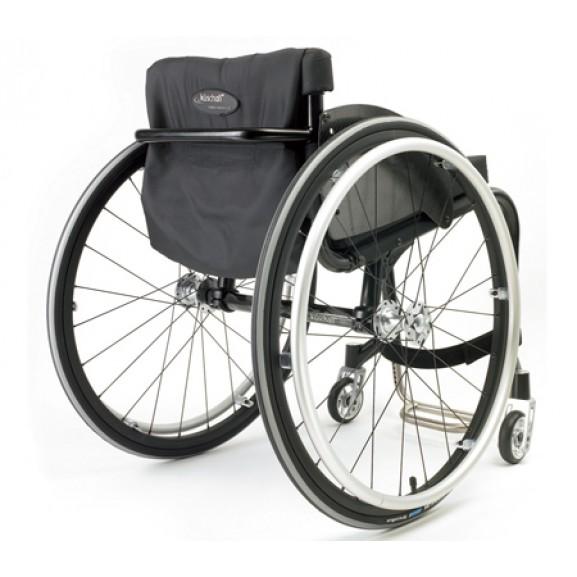 Кресло-коляска активное Симс-2 Kuschall Ksl - фото №4