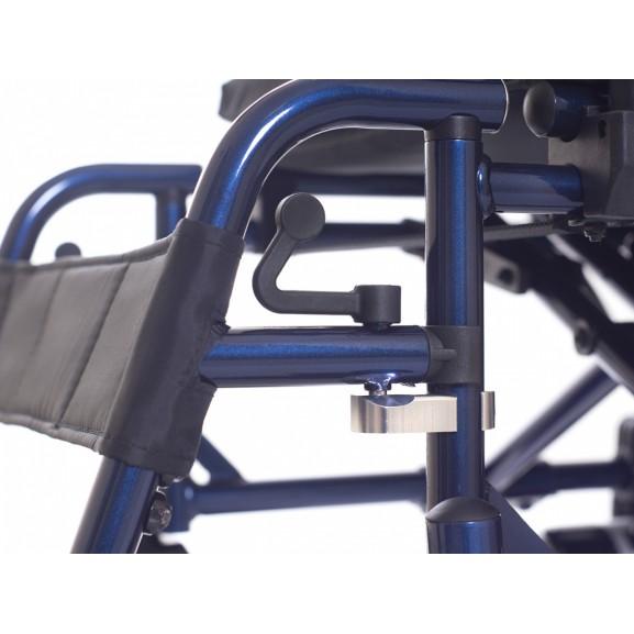 Инвалидная электрическая кресло-коляска Ortonica Pulse 120 - фото №11