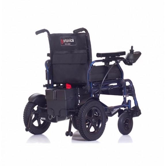 Инвалидная электрическая кресло-коляска Ortonica Pulse 120 - фото №1