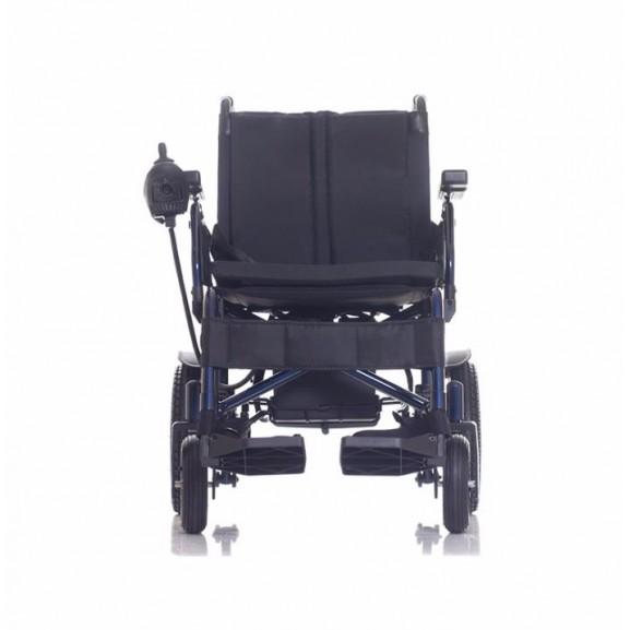 Инвалидная электрическая кресло-коляска Ortonica Pulse 120 - фото №4