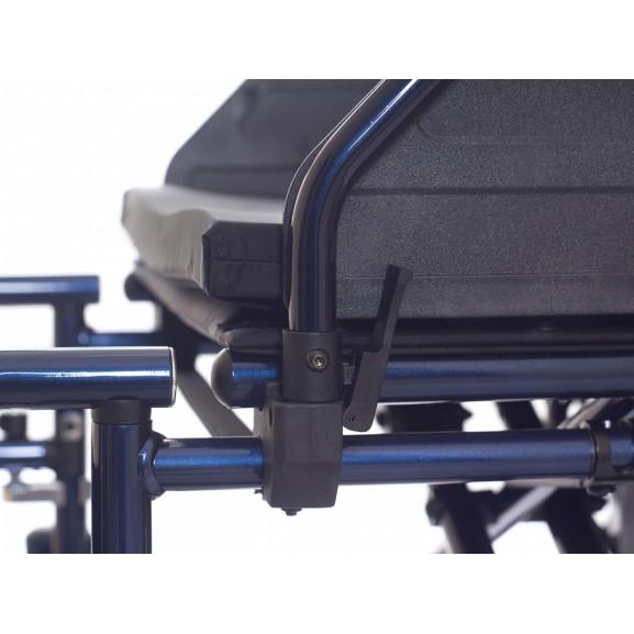 Инвалидная электрическая кресло-коляска Ortonica Pulse 120 - фото №10
