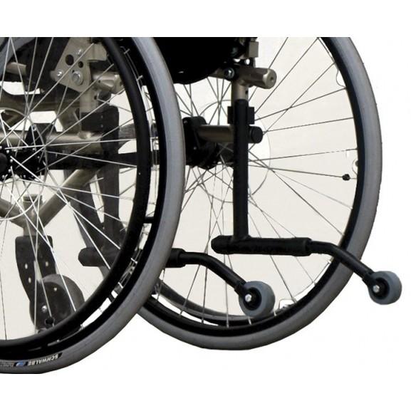Кресло-коляска активная (спортивная) механическая с приводом от обода колеса Vermeiren Sagitta - фото №6