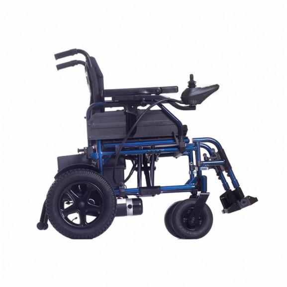 Инвалидная электрическая кресло-коляска Ortonica Pulse 120 - фото №2
