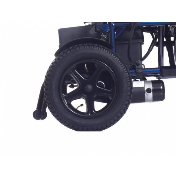 Инвалидная электрическая кресло-коляска Ortonica Pulse 120 - фото №5