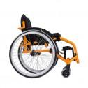 Кресло-коляска активная (спортивная) механическая с приводом от обода колеса Vermeiren Sagitta