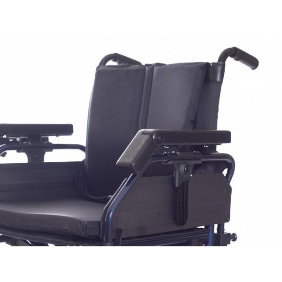 Инвалидная электрическая кресло-коляска Ortonica Pulse 120 - фото №12