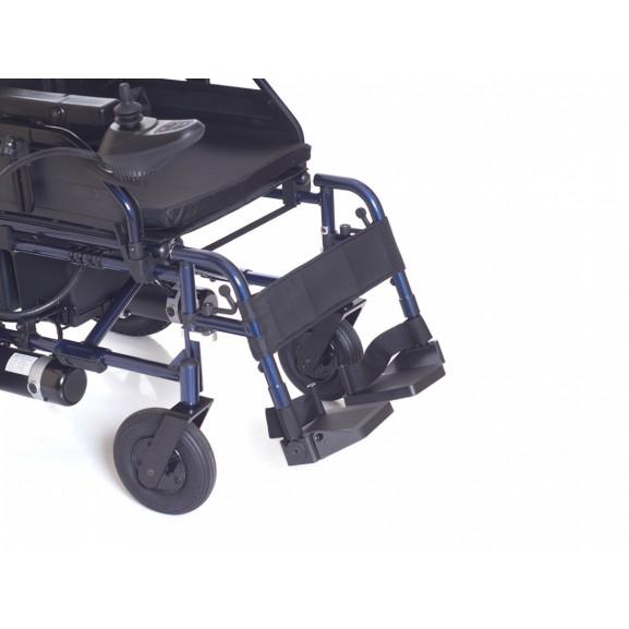 Инвалидная электрическая кресло-коляска Ortonica Pulse 120 - фото №7