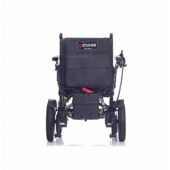 Инвалидная электрическая кресло-коляска Ortonica Pulse 120 - фото №3