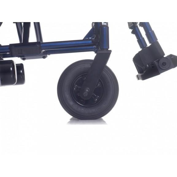 Инвалидная электрическая кресло-коляска Ortonica Pulse 120 - фото №6