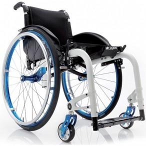 Кресло-коляска с ручным приводом активного типа Progeo Tekna Advance