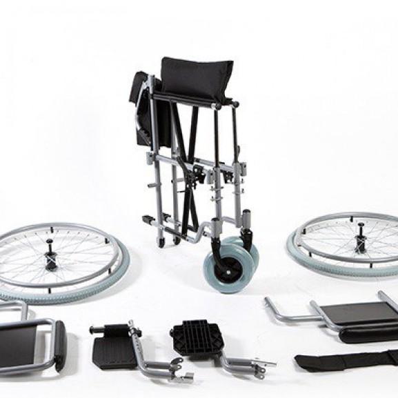 Кресло-коляска механическая Barry R1