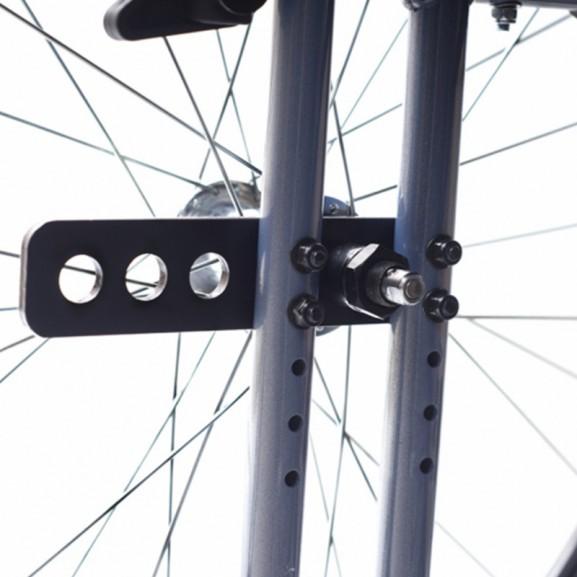 Инвалидная коляска Ortonica Base 180 - фото №15
