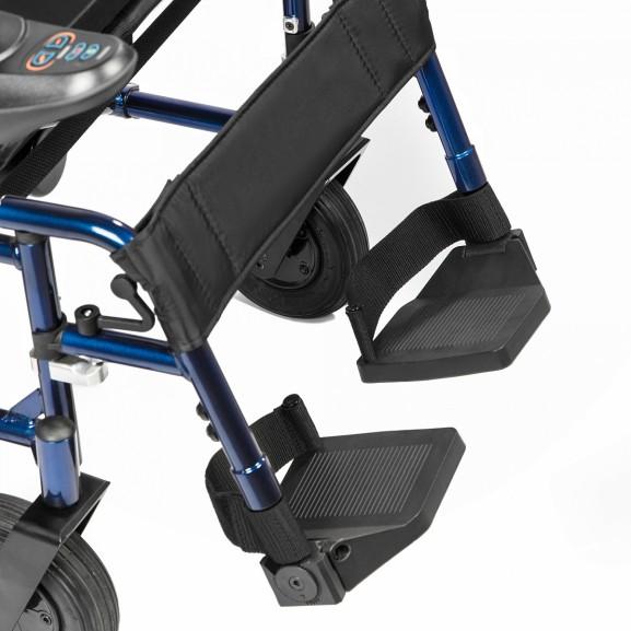 Инвалидная электрическая кресло-коляска Ortonica Pulse 150 - фото №7