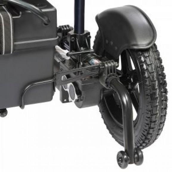 Инвалидная электрическая кресло-коляска Ortonica Pulse 150 - фото №8