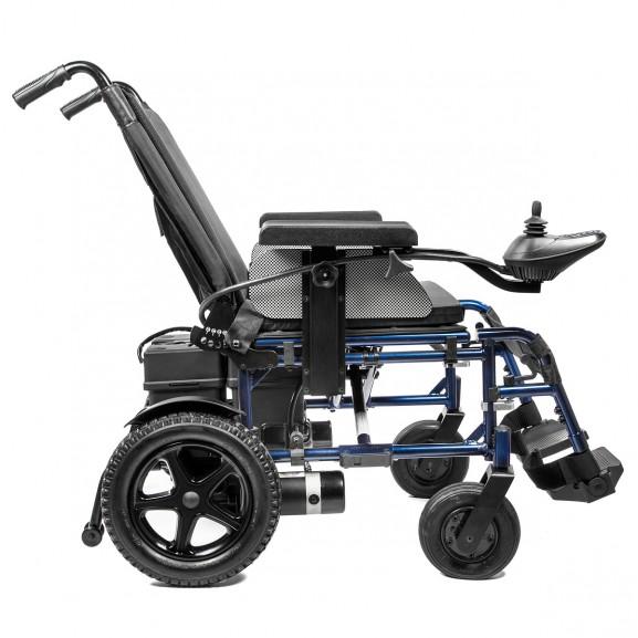 Инвалидная электрическая кресло-коляска Ortonica Pulse 150 - фото №11