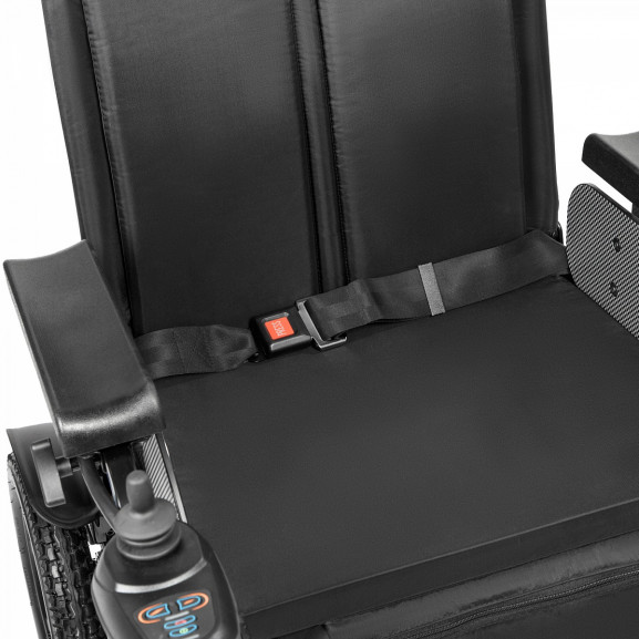 Инвалидная электрическая кресло-коляска Ortonica Pulse 150 - фото №2