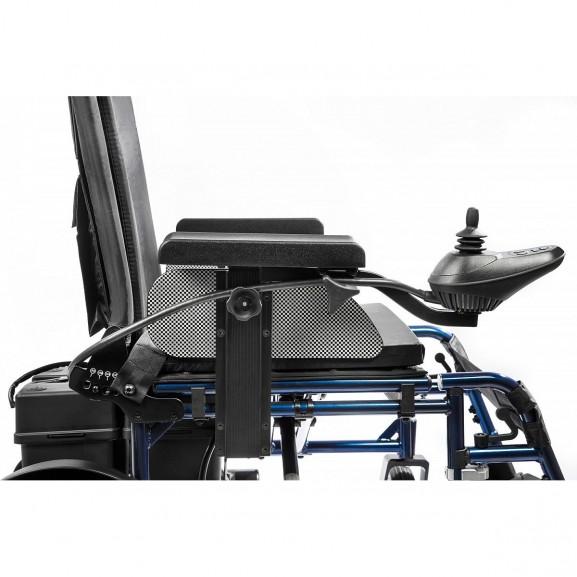 Инвалидная электрическая кресло-коляска Ortonica Pulse 150 - фото №6