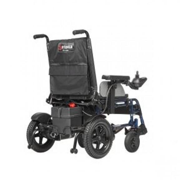 Инвалидная электрическая кресло-коляска Ortonica Pulse 150 - фото №1
