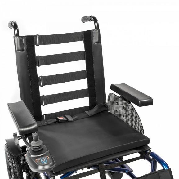Инвалидная электрическая кресло-коляска Ortonica Pulse 150 - фото №4