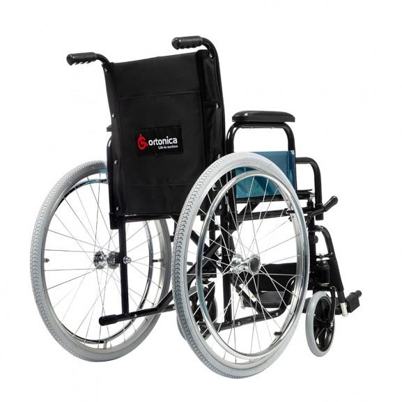 Инвалидная кресло-коляска Ortonica Base 130 - фото №1