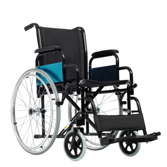 Инвалидная кресло-коляска Ortonica Base 130 - фото №5
