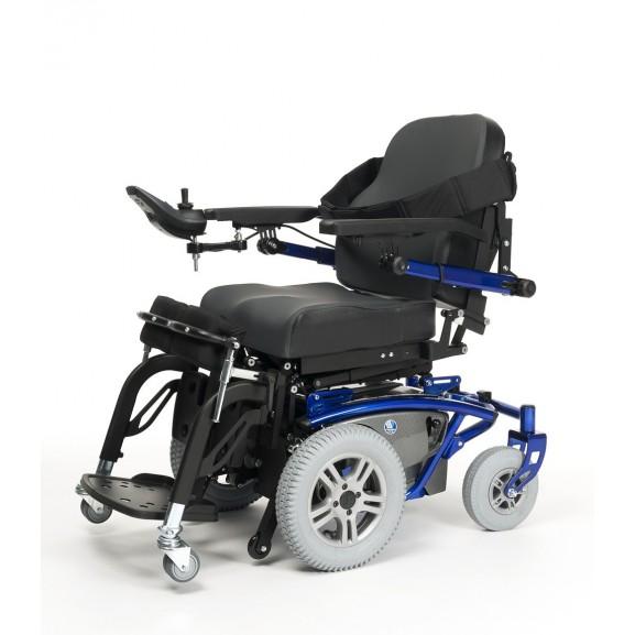 Кресло-коляска электрическая вертикализатор Vermeiren Timix Su - фото №2