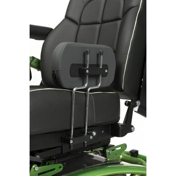 Кресло-коляска электрическая вертикализатор Vermeiren Timix Su - фото №5