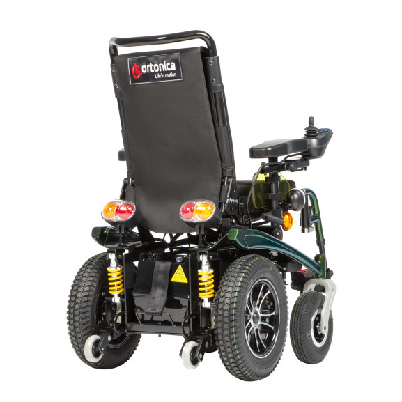 Детская электрическая коляска Ortonica Pulse 450 - фото №2