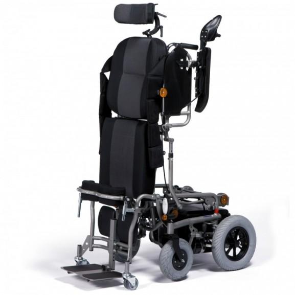 Кресло-коляска электрическая вертикализатор Vermeiren Squod Su