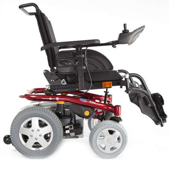 Инвалидная электрическая коляска Invacare Kite - фото №4
