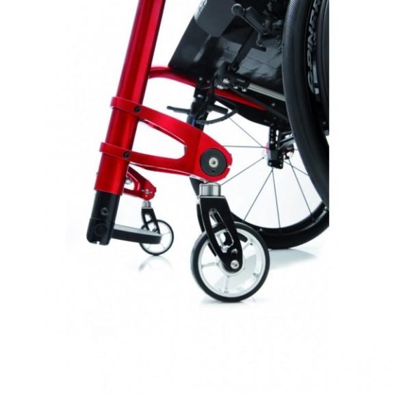 Кресло-коляска с ручным приводом активного типа Progeo Ego - фото №2