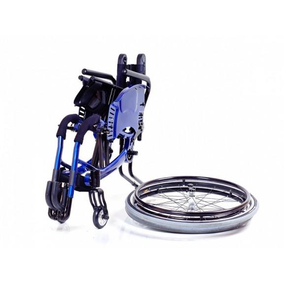 Активное инвалидное кресло-коляска Ortonica S 2000 - фото №4