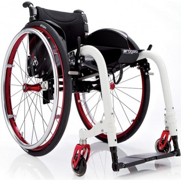 Кресло-коляска с ручным приводом активного типа Progeo Ego