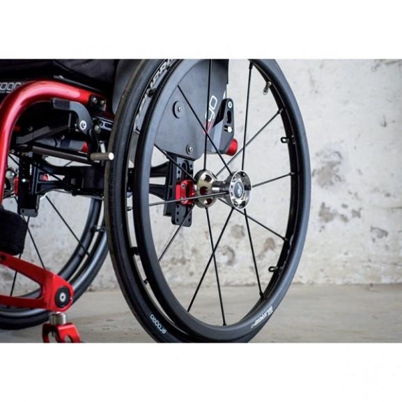 Кресло-коляска с ручным приводом активного типа Progeo Ego - фото №16