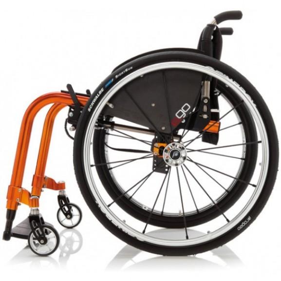 Кресло-коляска с ручным приводом активного типа Progeo Ego - фото №6