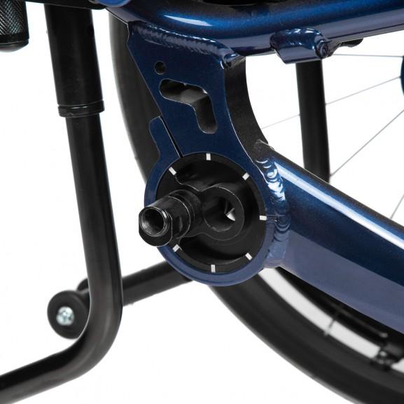 Активное инвалидное кресло-коляска Ortonica S 2000 - фото №12