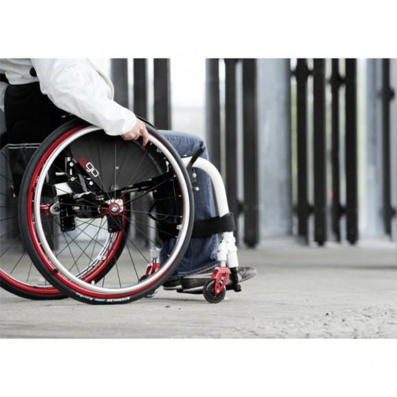 Кресло-коляска с ручным приводом активного типа Progeo Ego - фото №14