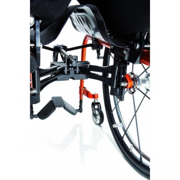 Кресло-коляска с ручным приводом активного типа Progeo Ego - фото №5